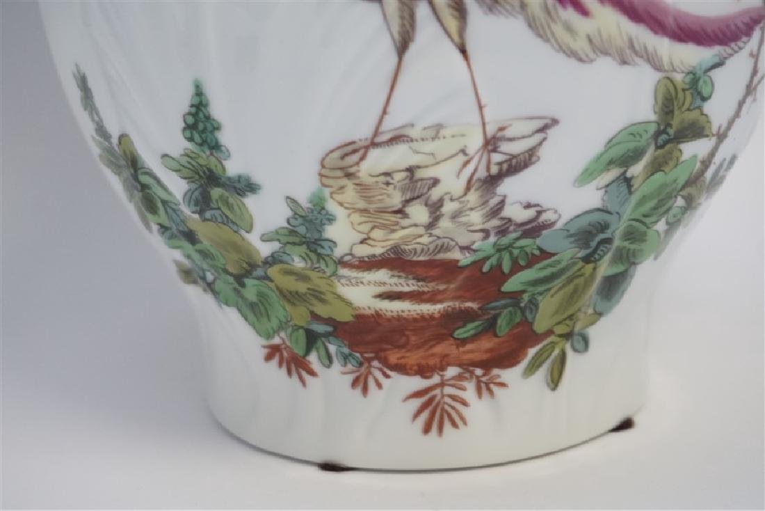 WILLIAMSBURG CHELSEA BIRDS MOTTAHEDEH PITCHER - 3