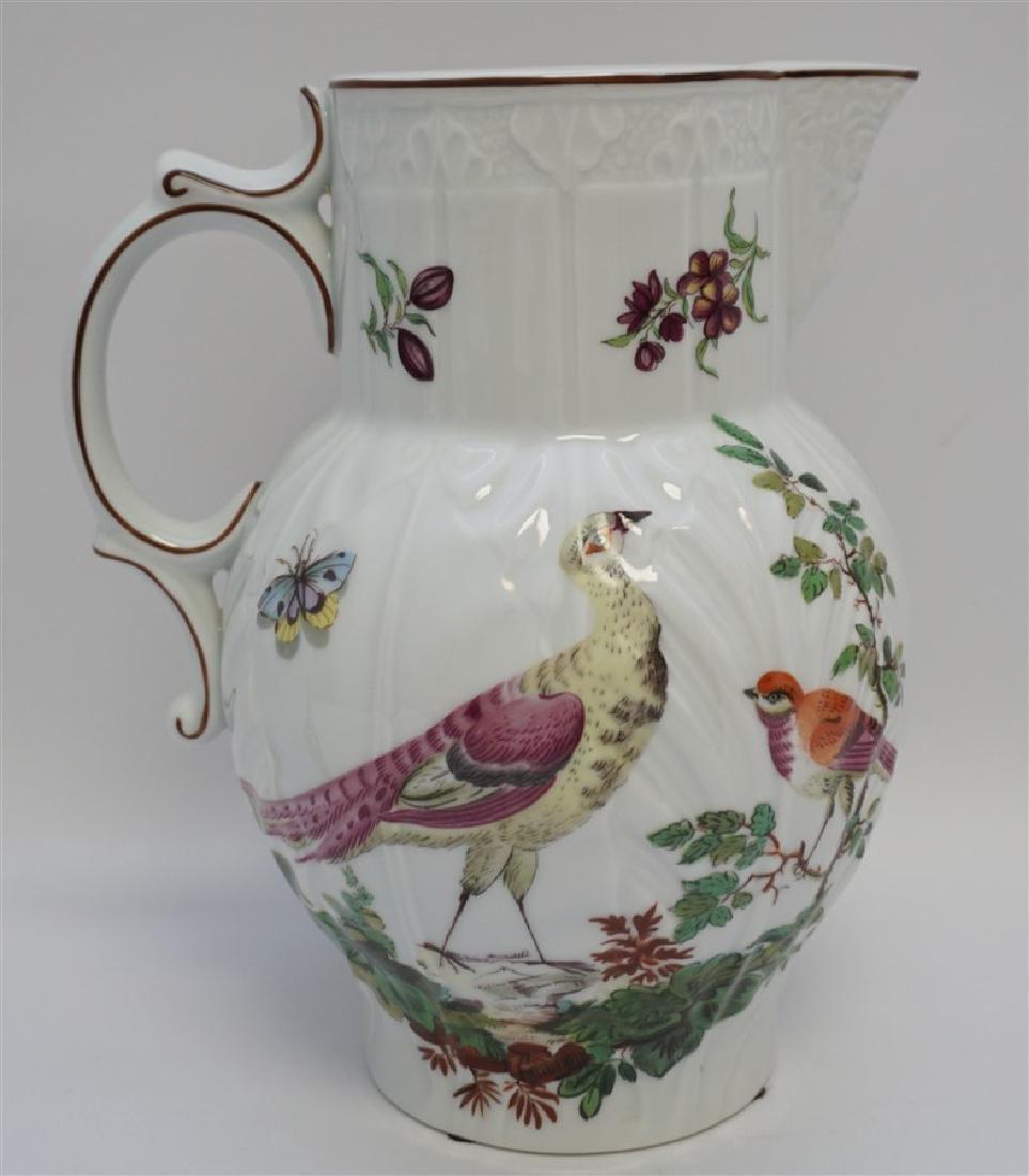 WILLIAMSBURG CHELSEA BIRDS MOTTAHEDEH PITCHER - 6