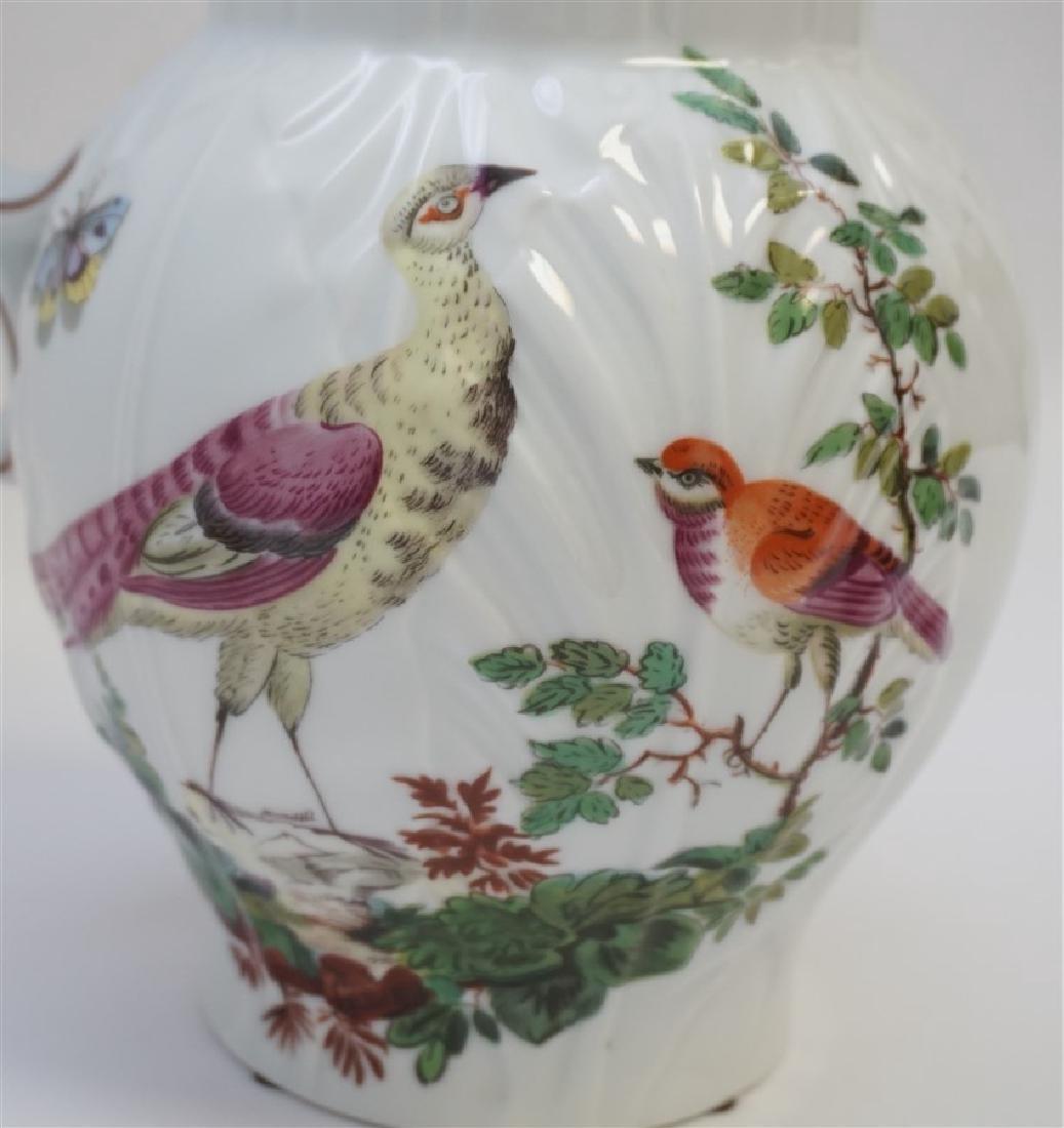 WILLIAMSBURG CHELSEA BIRDS MOTTAHEDEH PITCHER - 8