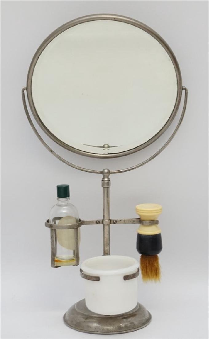 VINTAGE ACME SHAVING MIRROR