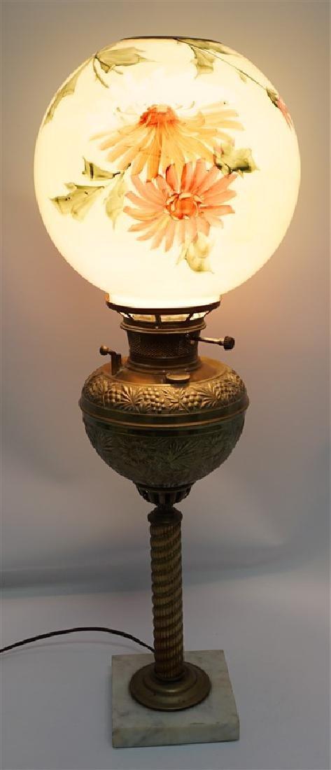 VICTORIAN BRADLEY & HUBBARD LAMP