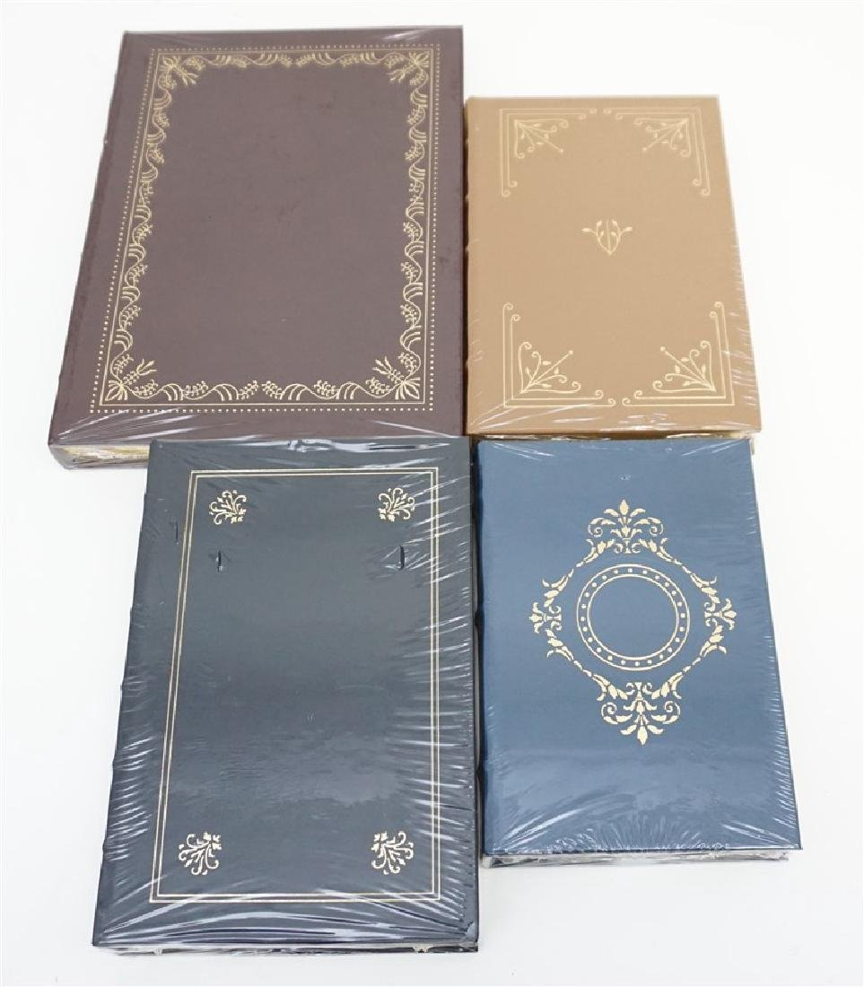 4 RARE GUN BOOKS - LEATHER BOUND PALLADIUM PRESS - 3
