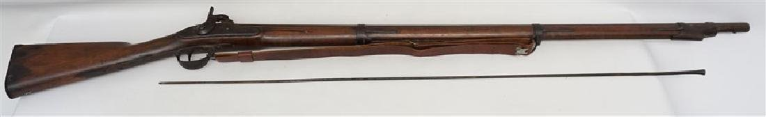SPRINGFIELD 1849 PERCUSSION MUSKET