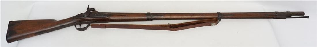 SPRINGFIELD 1849 PERCUSSION MUSKET - 2