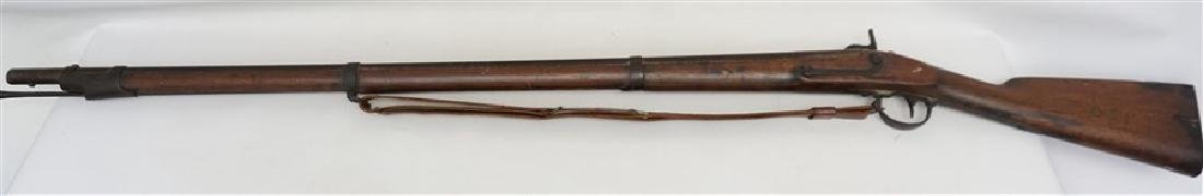 SPRINGFIELD 1849 PERCUSSION MUSKET - 7