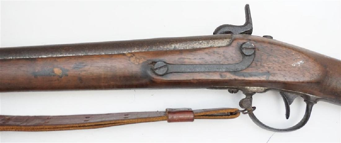 SPRINGFIELD 1849 PERCUSSION MUSKET - 9