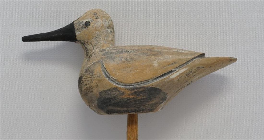 5 CARVED BIRDS WILLIAM PORTERFIELD - 3