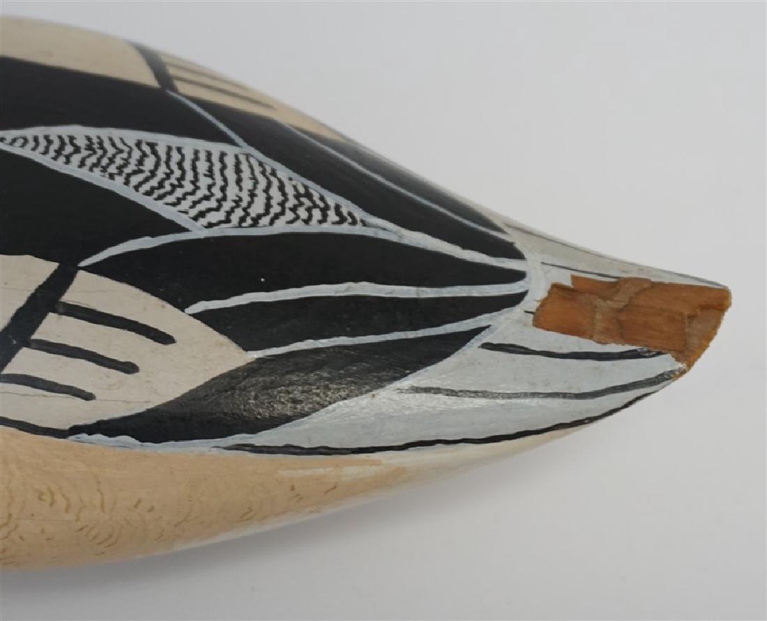5 CARVED BIRDS WILLIAM PORTERFIELD - 7
