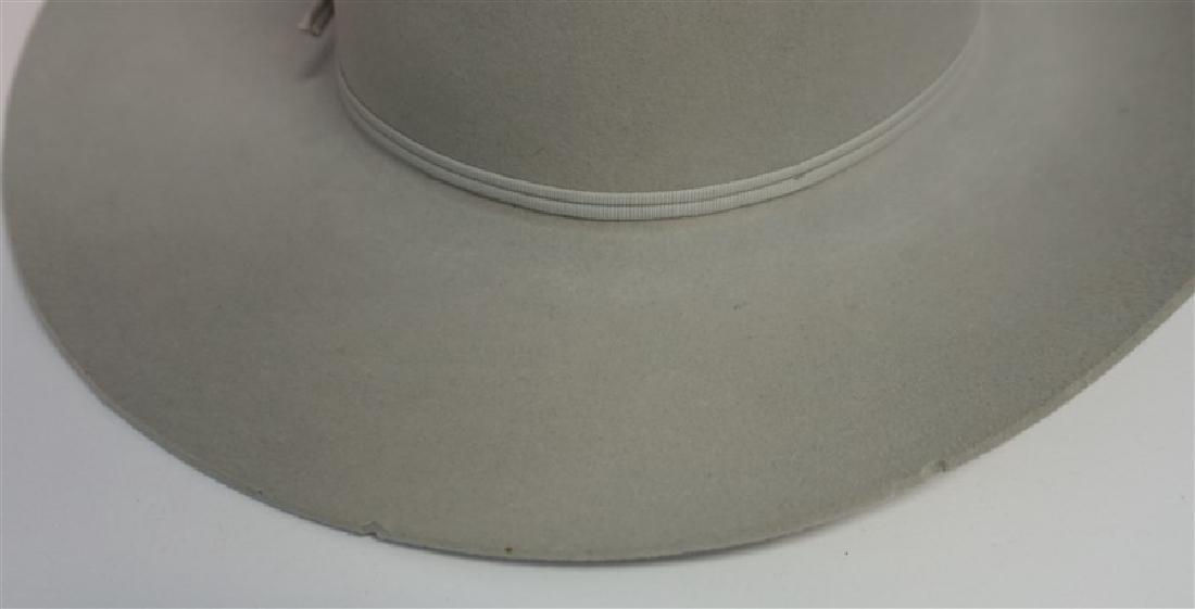 2 STETSON + COWBOY HATS ORIG BOX - 5