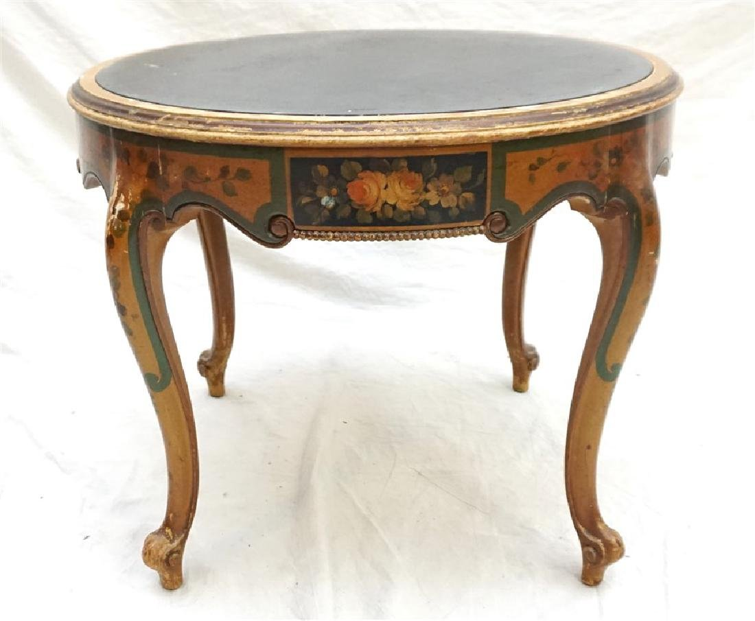 IMPERIAL GRAND RAPIDS PAINTED TABLE