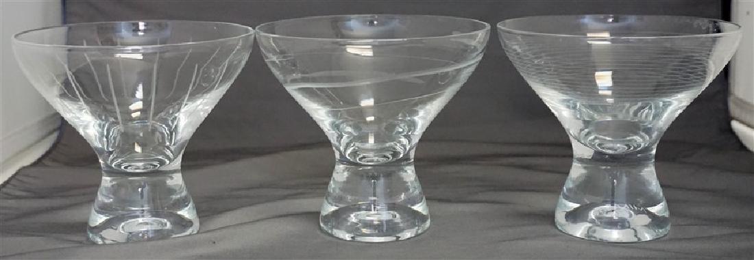 6 MIKASA GLASSES & PITCHER - 4