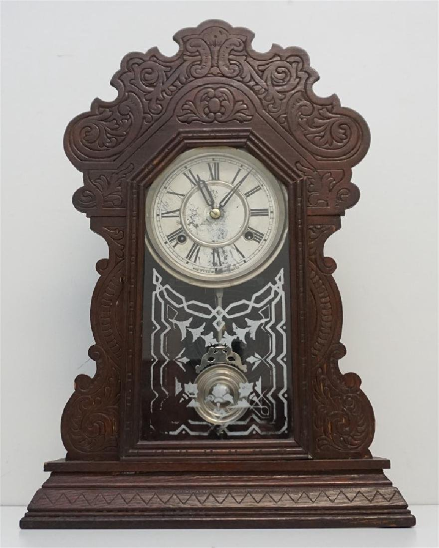 WATERBURY PARLOR WALL CLOCK