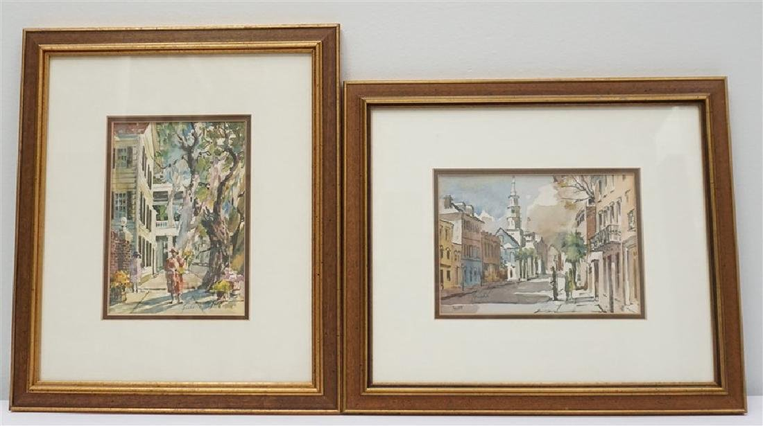 2 VIRGINIA FOUCHE BOLTON PRINTS