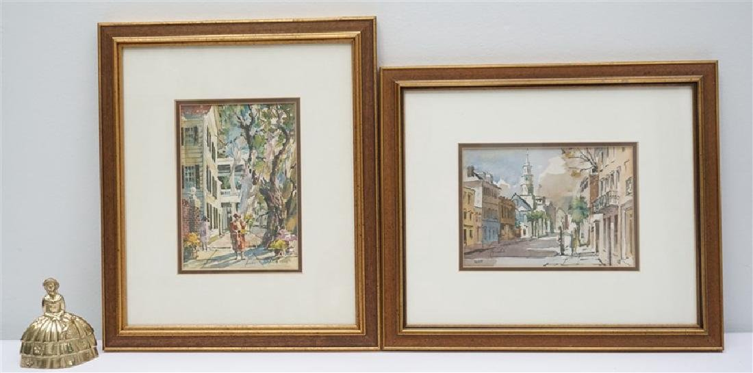 2 VIRGINIA FOUCHE BOLTON PRINTS - 5