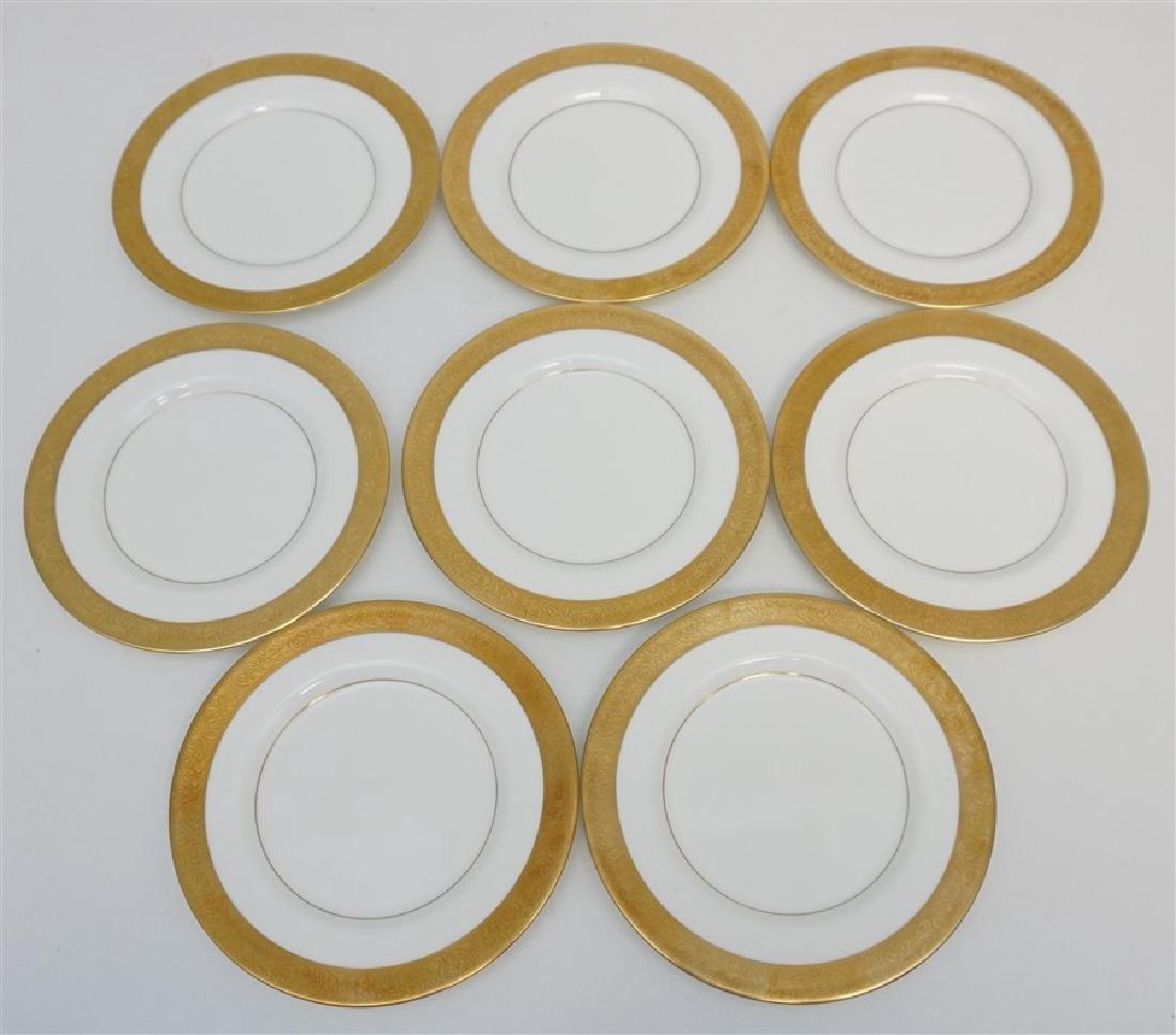 40 pc MIKASA HARROW BONE CHINA DINNER SERVICE - 5