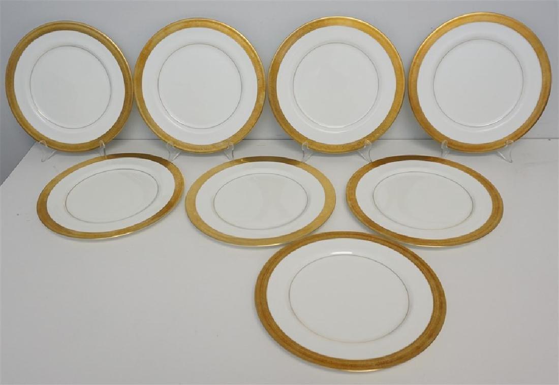 40 pc MIKASA HARROW BONE CHINA DINNER SERVICE - 7