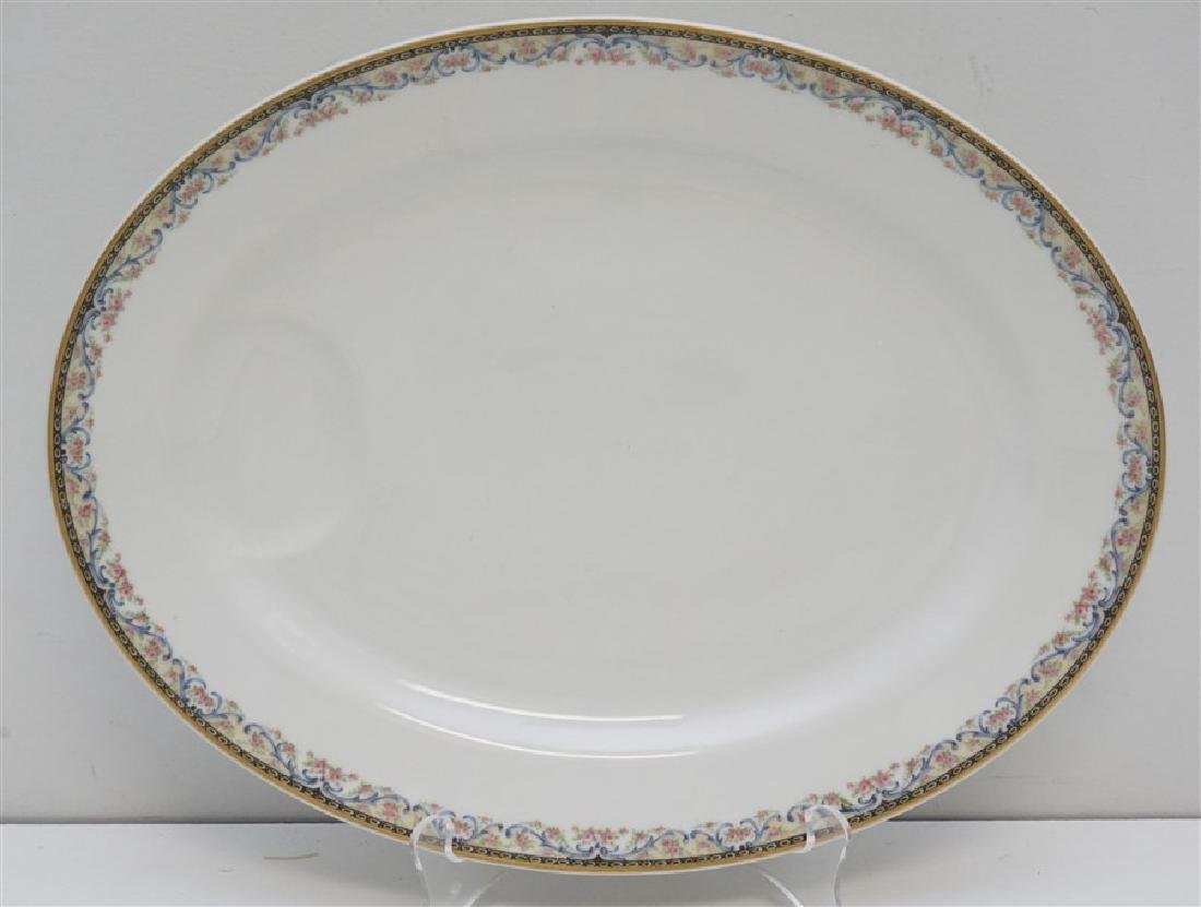 HAVILAND LIMOGES MEAT PLATTER