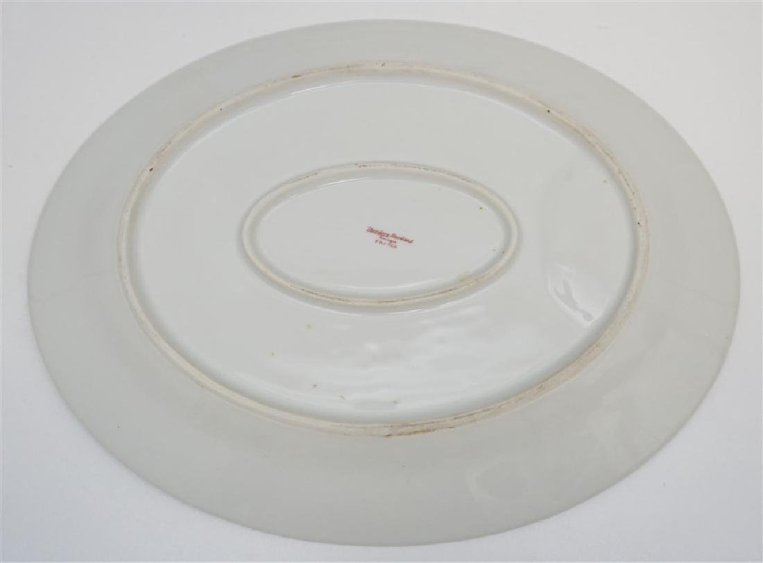 HAVILAND LIMOGES MEAT PLATTER - 4