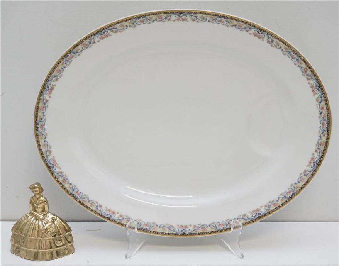 HAVILAND LIMOGES MEAT PLATTER - 6