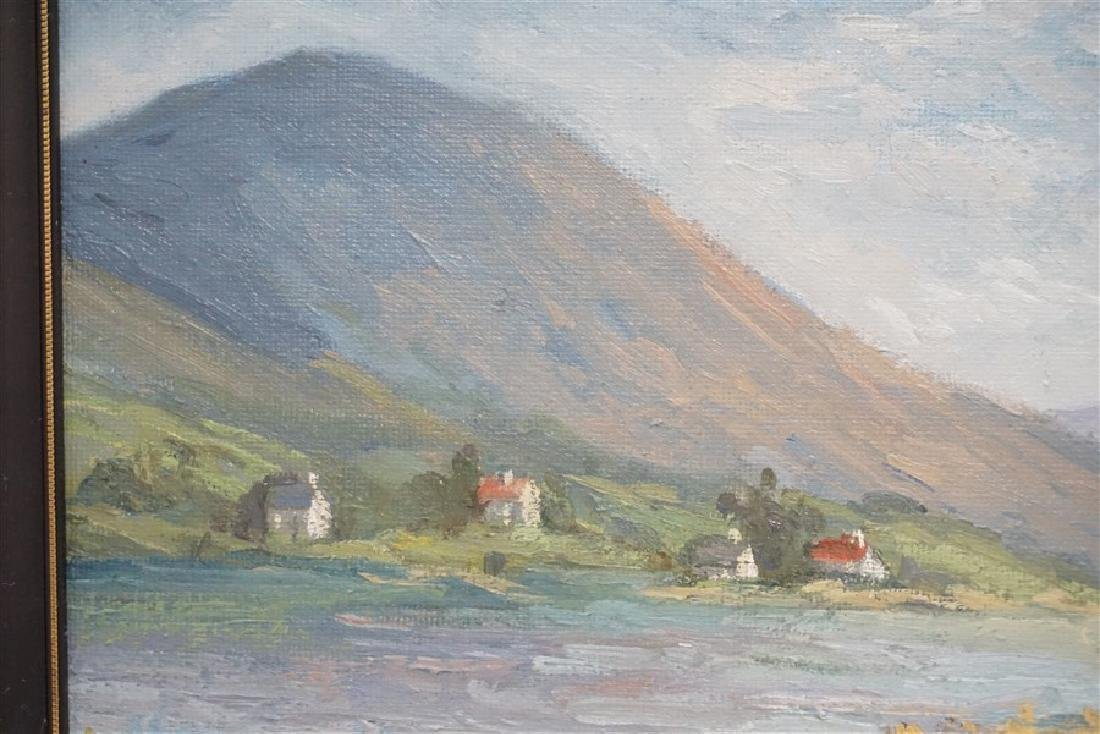 MAGUIRE IRISH COAST OIL ON BOARD - 3