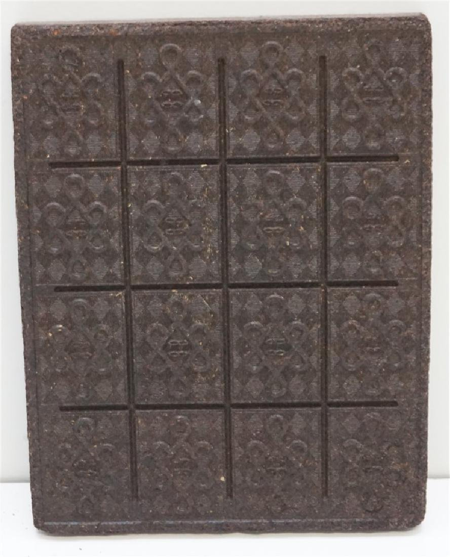 CHINESE TEA BRICK MONEY - 3