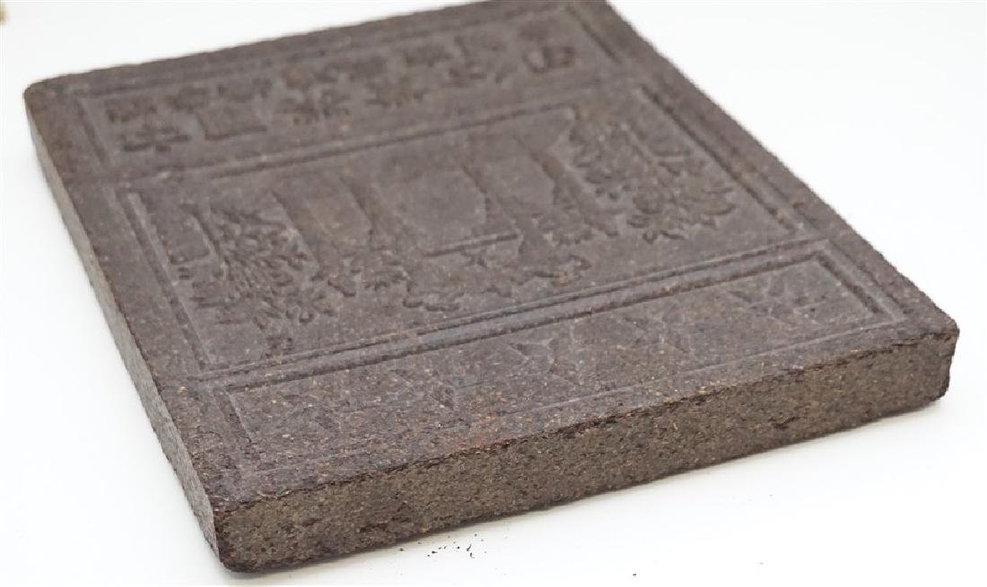 CHINESE TEA BRICK MONEY - 5