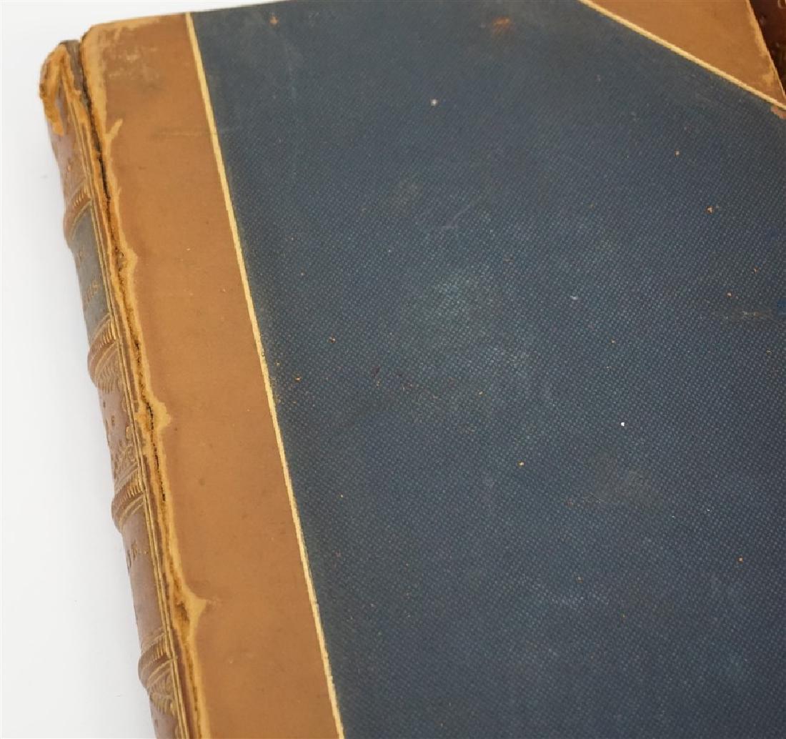 7 ANTIQUE BOOKS - COWPER + - 4