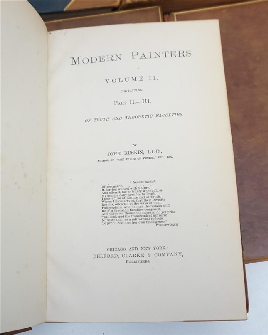 7 ANTIQUE BOOKS - COWPER + - 5