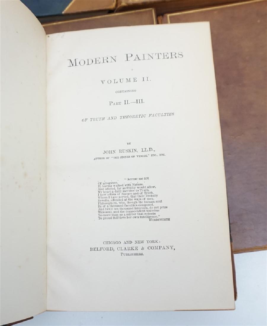 7 ANTIQUE BOOKS - COWPER + - 6