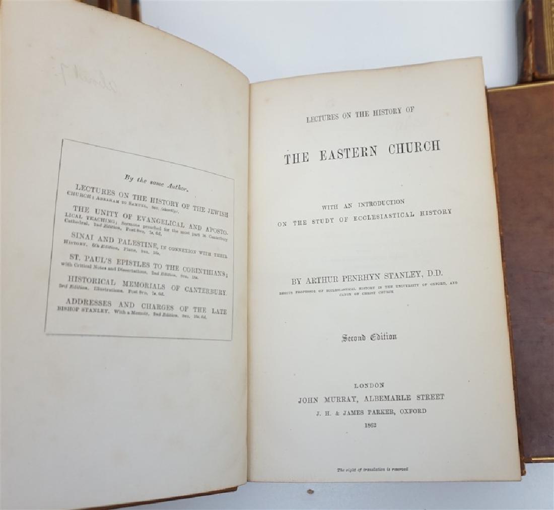 7 ANTIQUE BOOKS - COWPER + - 7