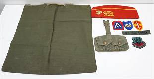 8 PC WWII MARINES MORE