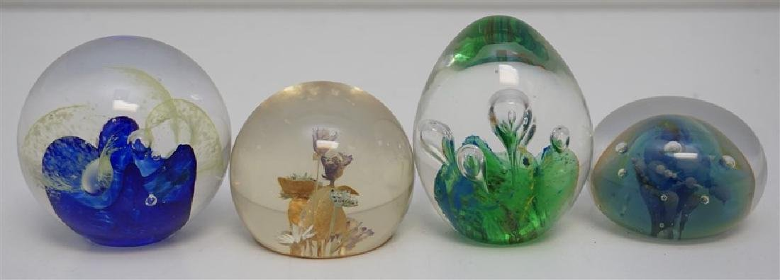 5 PAPERWEIGHTS SEEGERS & FEIN - 2