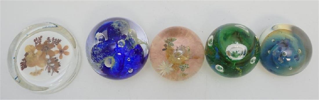 5 PAPERWEIGHTS SEEGERS & FEIN - 4