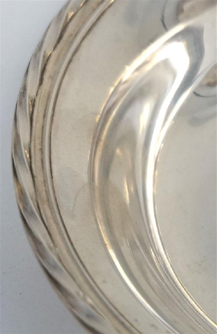 5 PC AMERICAN STERLING BOWL & CORDIALS - 4