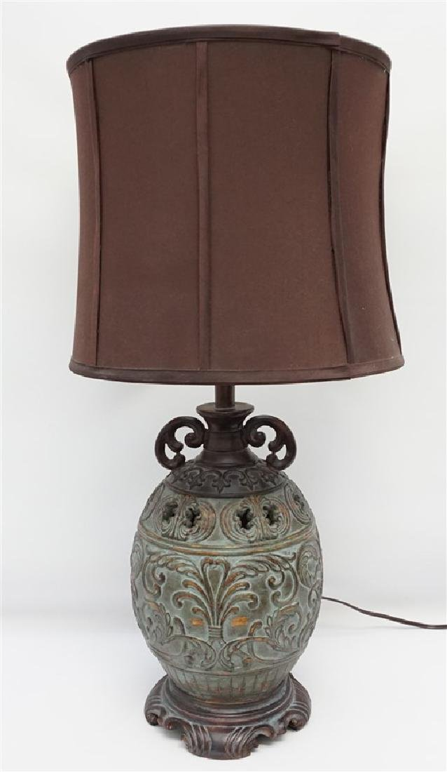 STERLING INDUSTRIE CERAMIC TABLE LAMP