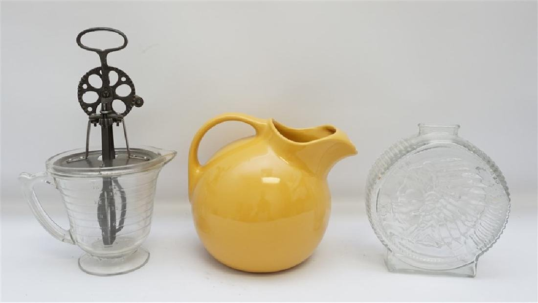 3 pc VINTAGE AMERICAN HALL - HANDIMAID - INDIAN HEAD
