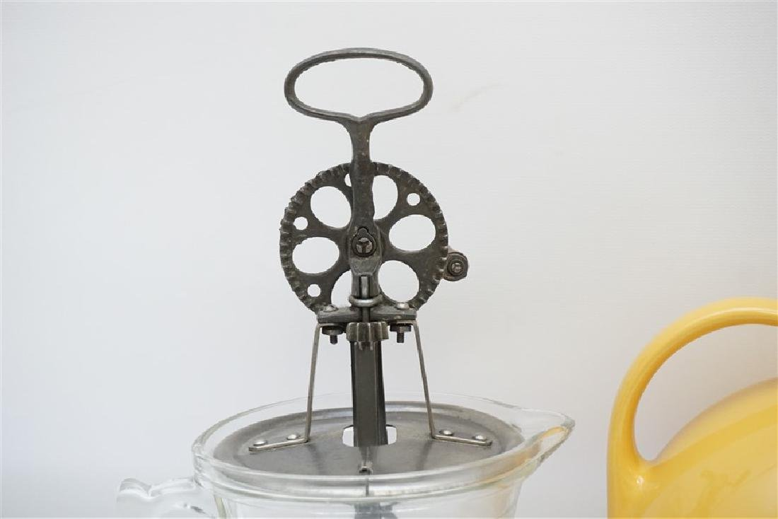 3 pc VINTAGE AMERICAN HALL - HANDIMAID - INDIAN HEAD - 2