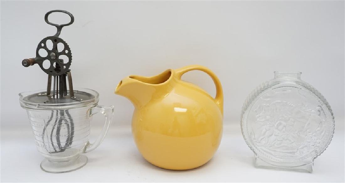 3 pc VINTAGE AMERICAN HALL - HANDIMAID - INDIAN HEAD - 6