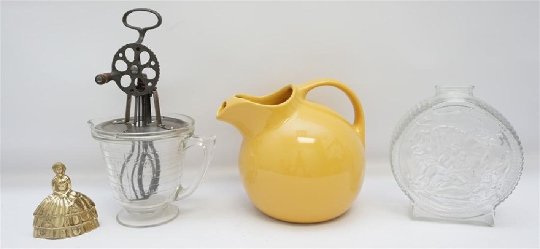 3 pc VINTAGE AMERICAN HALL - HANDIMAID - INDIAN HEAD - 7