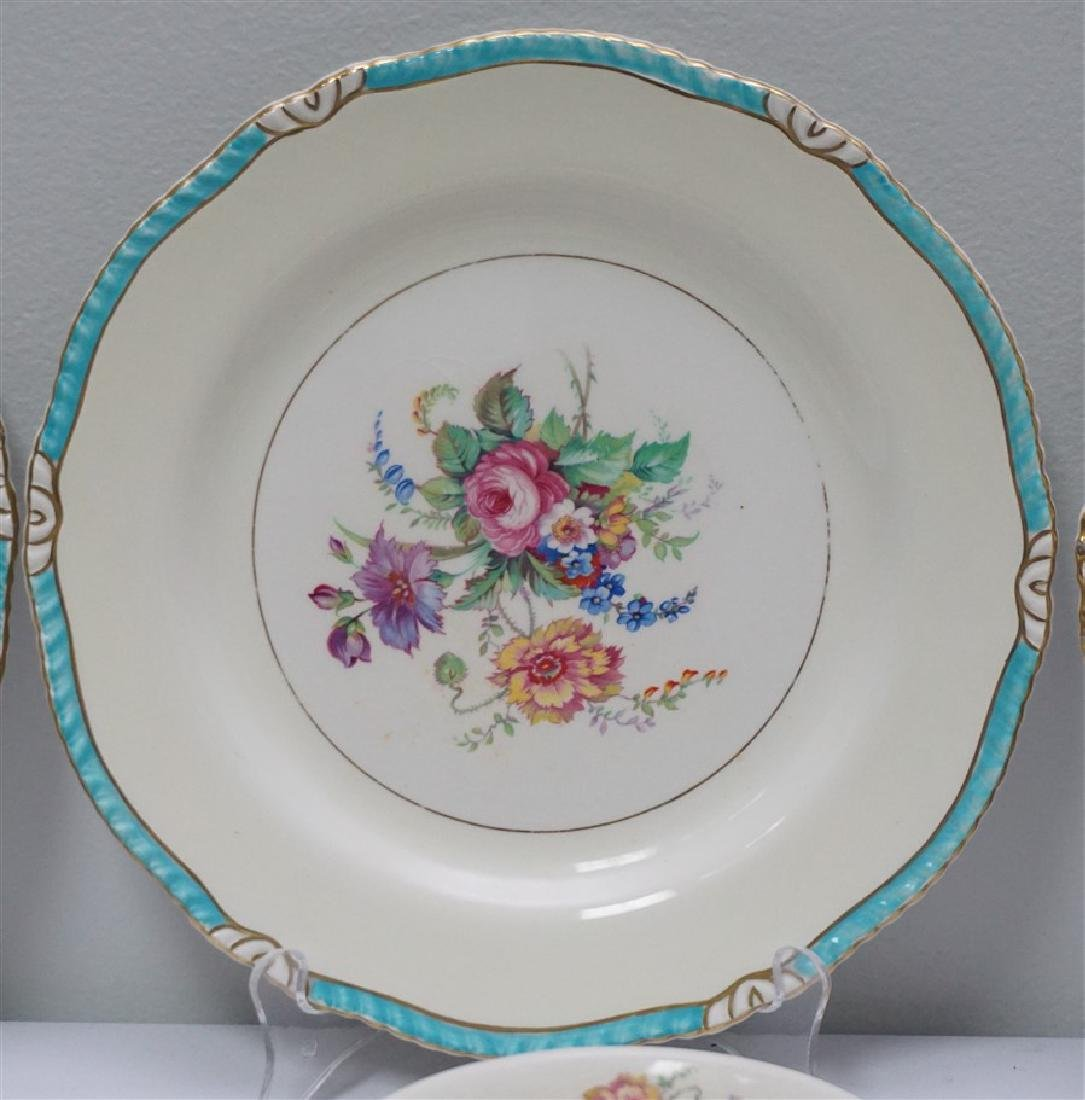 27 PC ENGLISH RIDGWAYS ROSLYN CHINA - 2