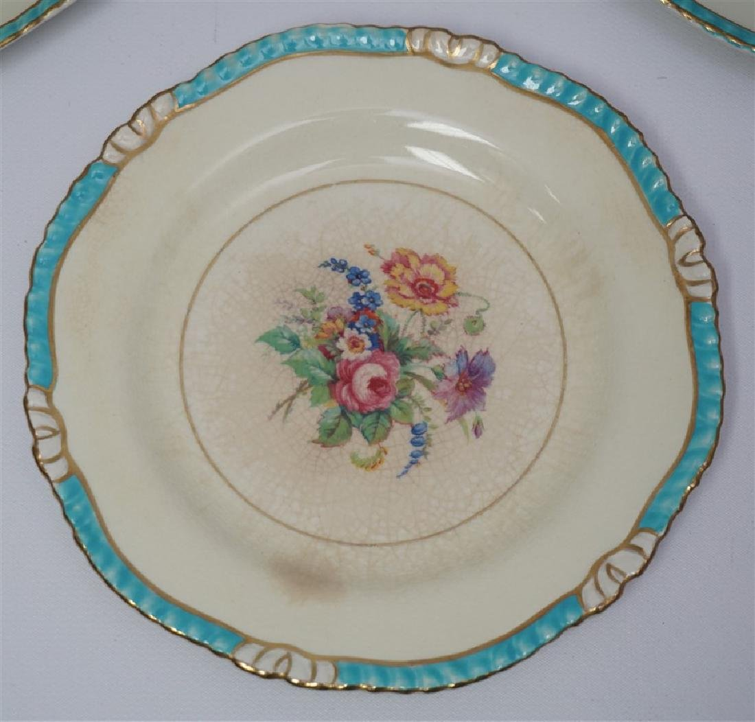 27 PC ENGLISH RIDGWAYS ROSLYN CHINA - 6