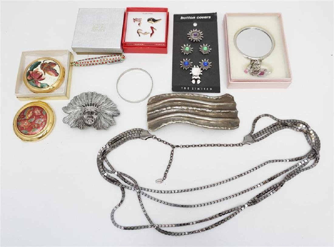 MISC LOT OF FASHION ACCESSORIES