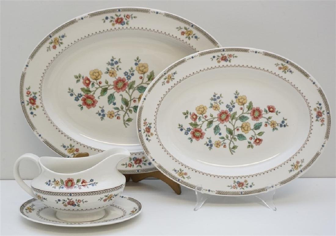 4 pc  KINGSWOOD ROYAL DOULTON SERVING