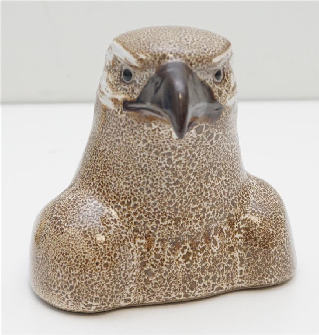 PIGEON FORGE POTTERY EAGLE