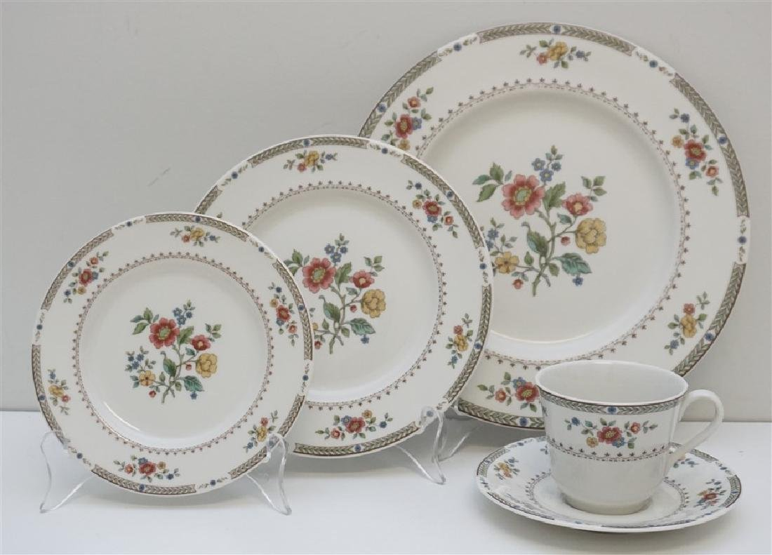 FOUR 5 PC PLACE SETTINGS KINGSWOOD