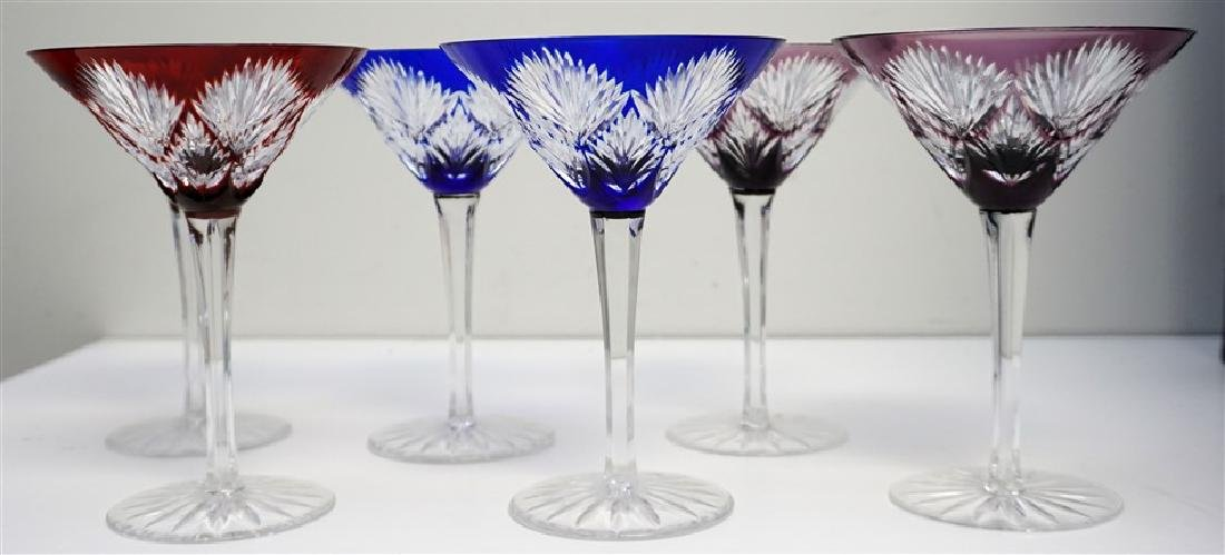 6 DESIGN GUILD AJKA CRYSTAL MARTINI