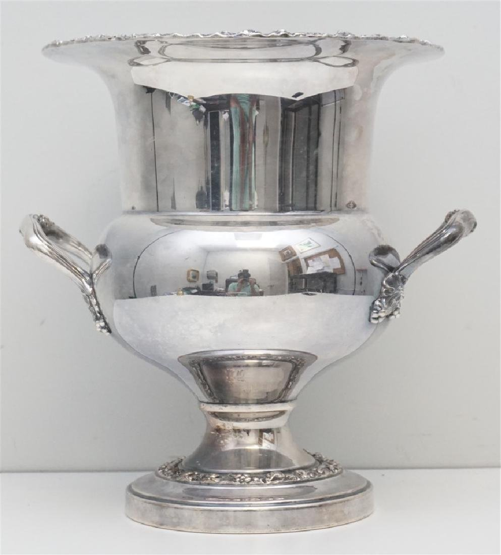 SHERIDAN SILVER PLATED CHAMPAGNE