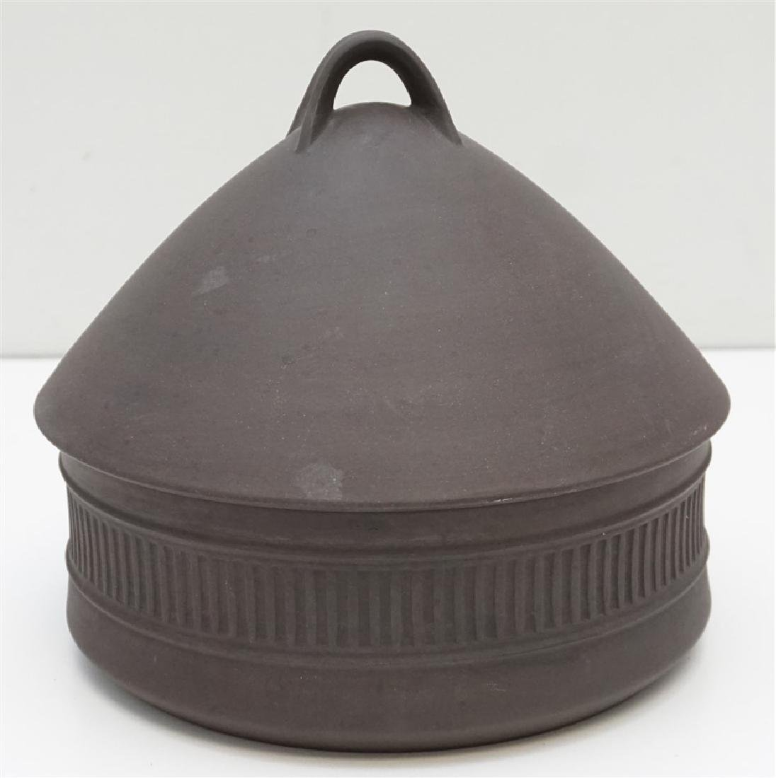 DANSK FLAMESTONE COVERED CASSEROLE