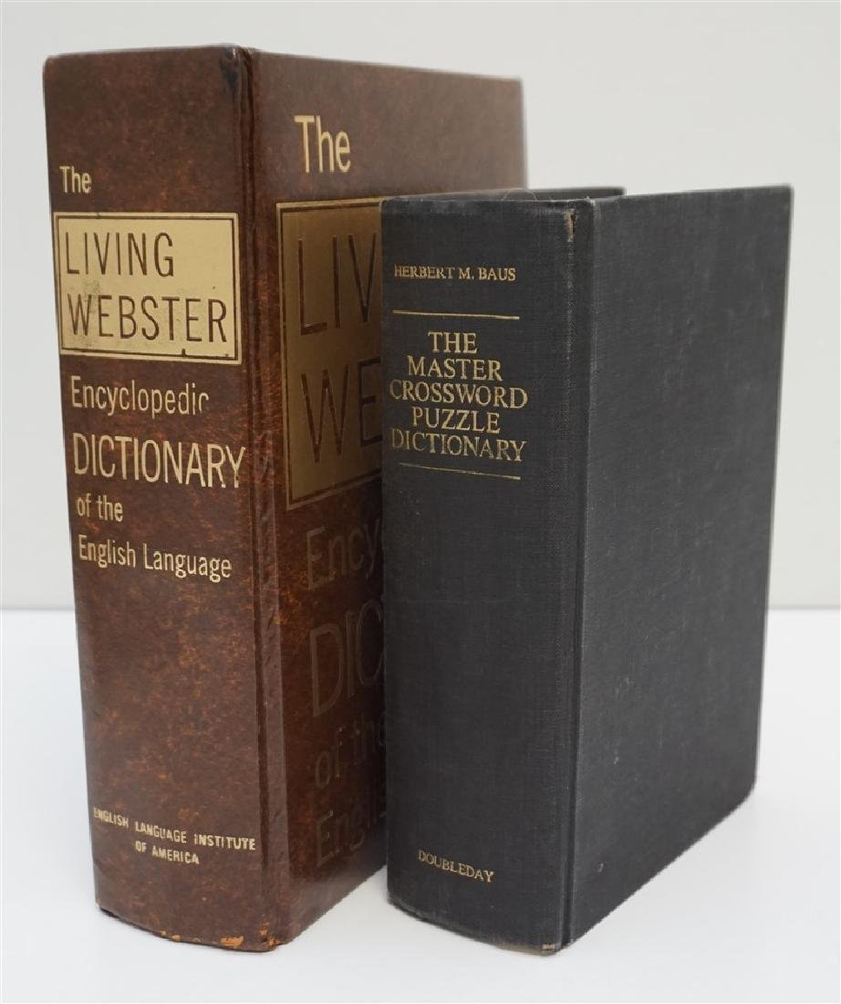 2 WEBSTER ENCYCLOPEDIC DICTIONARY