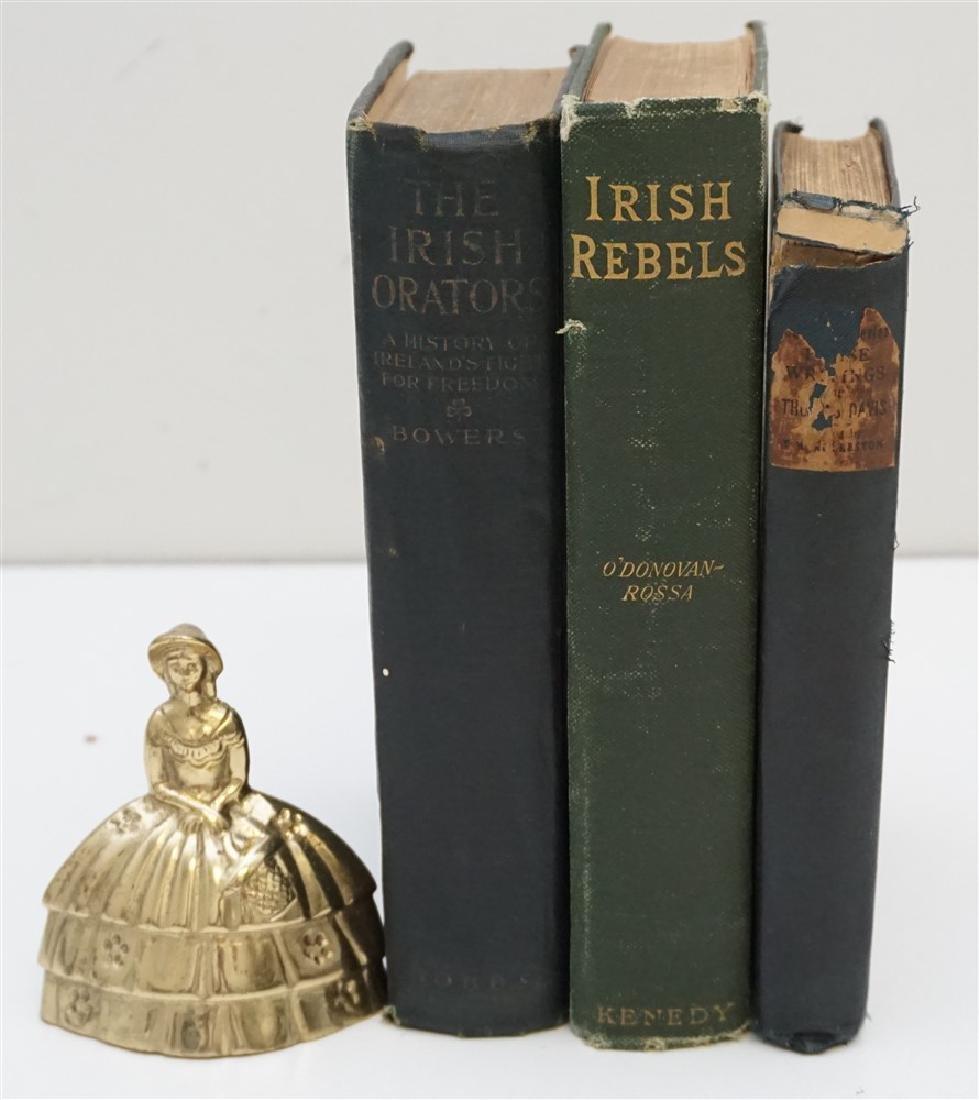 RARE AUTOGRAPHED IRISH REBELS ROSSA - 7